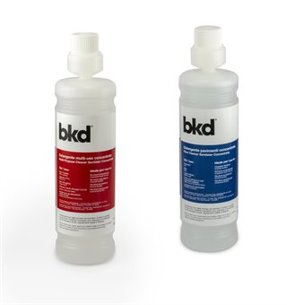 BKD Concentrated cleaners sanitizers