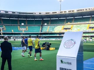 PlaySafe at the Bentegodi stadium