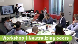 Workshop - Neutralizing odors
